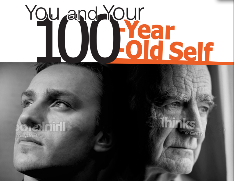"""Fountain Magazine 100th Issue Essay Contest on """"You and Your 100-Year-Old Self"""""""