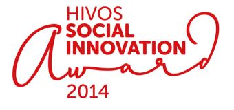 The Hivos Social Innovation Award 2014 – Amsterdam, the Netherlands