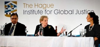 The Hague Institute Winter Internship Program 2015 – The Netherlands