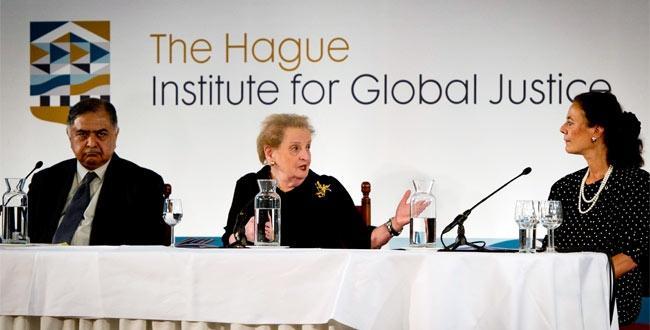 The Hague Institute Winter Internship Program 2015 – The Netherlands