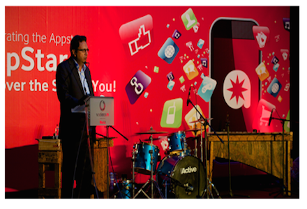 Vodafone appStar Challenge 2014 – Ghana, Indian, Kenya and South Africa