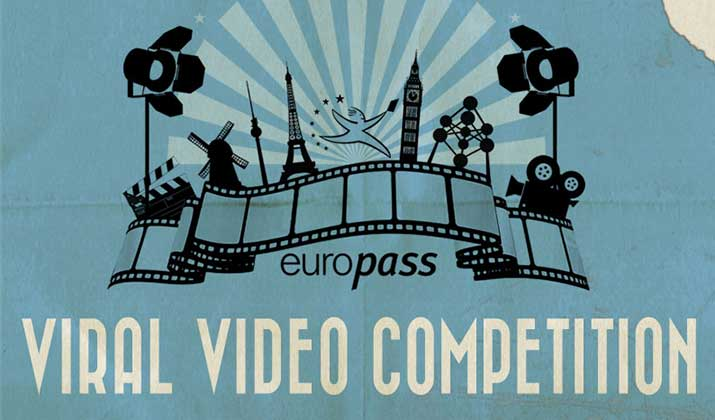 Enter the 2014 Europass Viral Video Competition – Win a Trip to Europe!