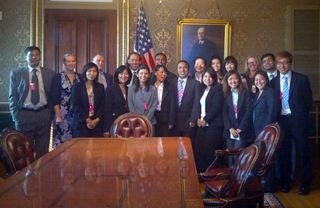 Asia Pacific Leadership Fellowship Program 2015 at East-West Center, Honolulu