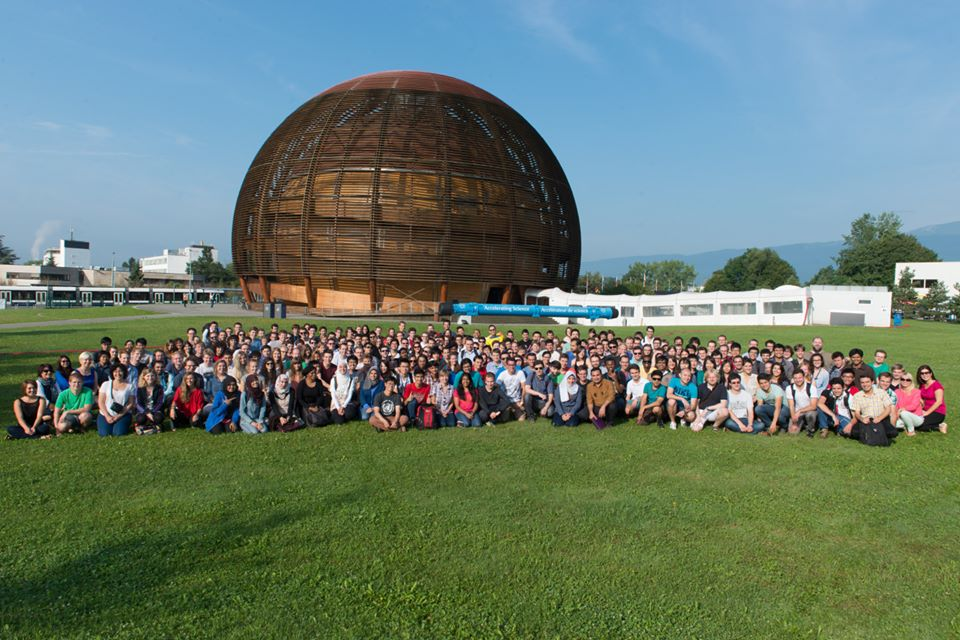 2015 CERN Summer Student Program – Geneva, Switzerland