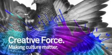 Creative Force Programme 2015