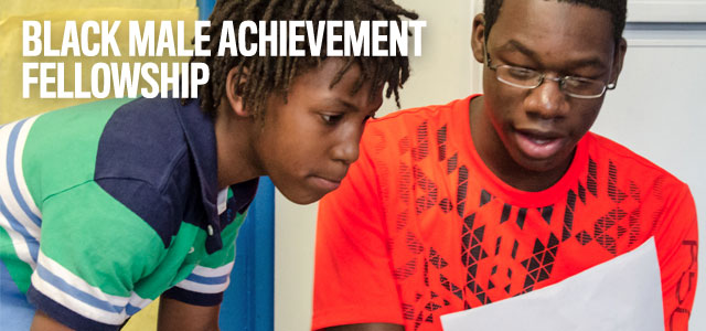 2015 Echoing Green Black Male Achievement (BMA) Fellowship
