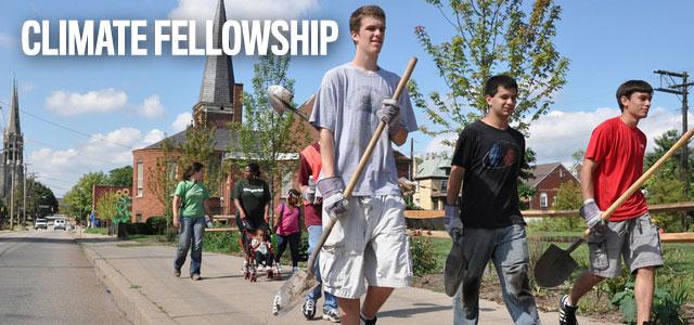 2015 Echoing Green Climate Fellowship program