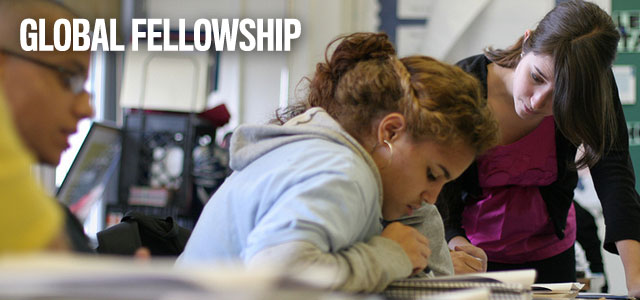 2015 Echoing Green Global Fellowship program for Smart Leaders