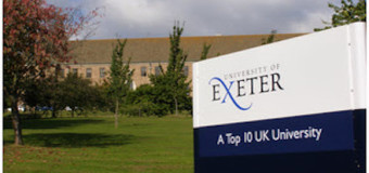 2015 Afren One Planet MBA Scholarships-University of Exeter, UK