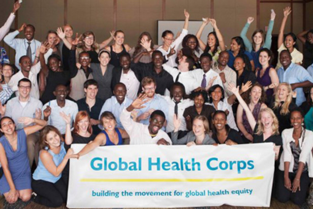 2015-2016 Global Health Corps Fellowship for Young Professionals (fully-funded)