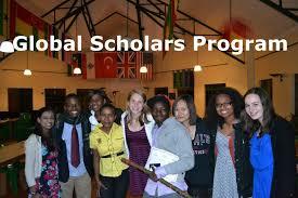 Global Scholars Program (GSP) 2015 at African Leadership Academy