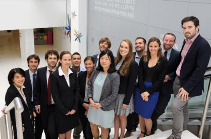 OECD Young Professionals Programme 2015 – Paris, France
