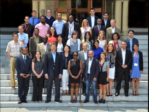 Draper Hills Summer Fellowship Program 2015 – Stanford University