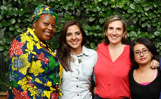 Vital Voices' 2015 VVLead Fellowship Program for Women Leaders