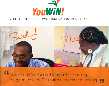 YouWIN! 4 Business Plan Competition for Nigerians – (Win Up to N10million Grant)