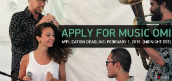 Music OMI International Musicians Residency Program 2015 – Ghent, New York