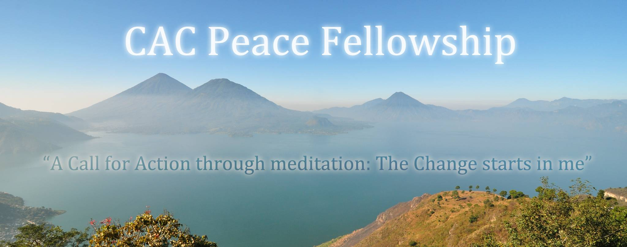 Central America & the Caribbean (CAC) Peace for Youth Fellowship 2015 – Guatemala