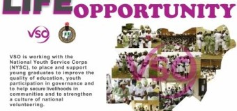 Volunteering Opportunity with VSO – NYSC For Nigerians