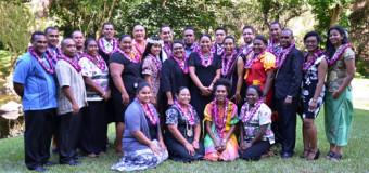 Pacific Islands Leadership Program with Taiwan 2015 – East-West Center, Honolulu