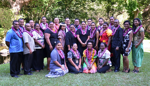 Pacific Islands Leadership Program with Taiwan 2015 – East-West Center, Honolulu