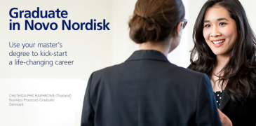 Novo Nordisk Graduate Programme in Denmark