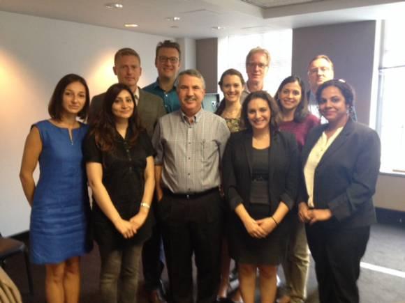 World Press Institute's International Fellowship Program for Journalists 2015