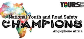 Apply: National Road Safety Youth Champions in Anglophone Africa 2015-2017
