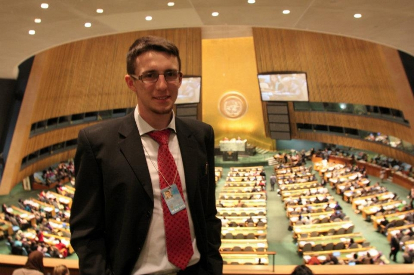 Youth Voices at the UN Program Essay Competition 2015