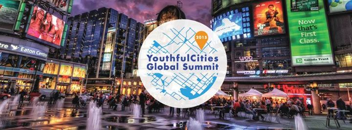 YouthfulCities Global Summit 2015