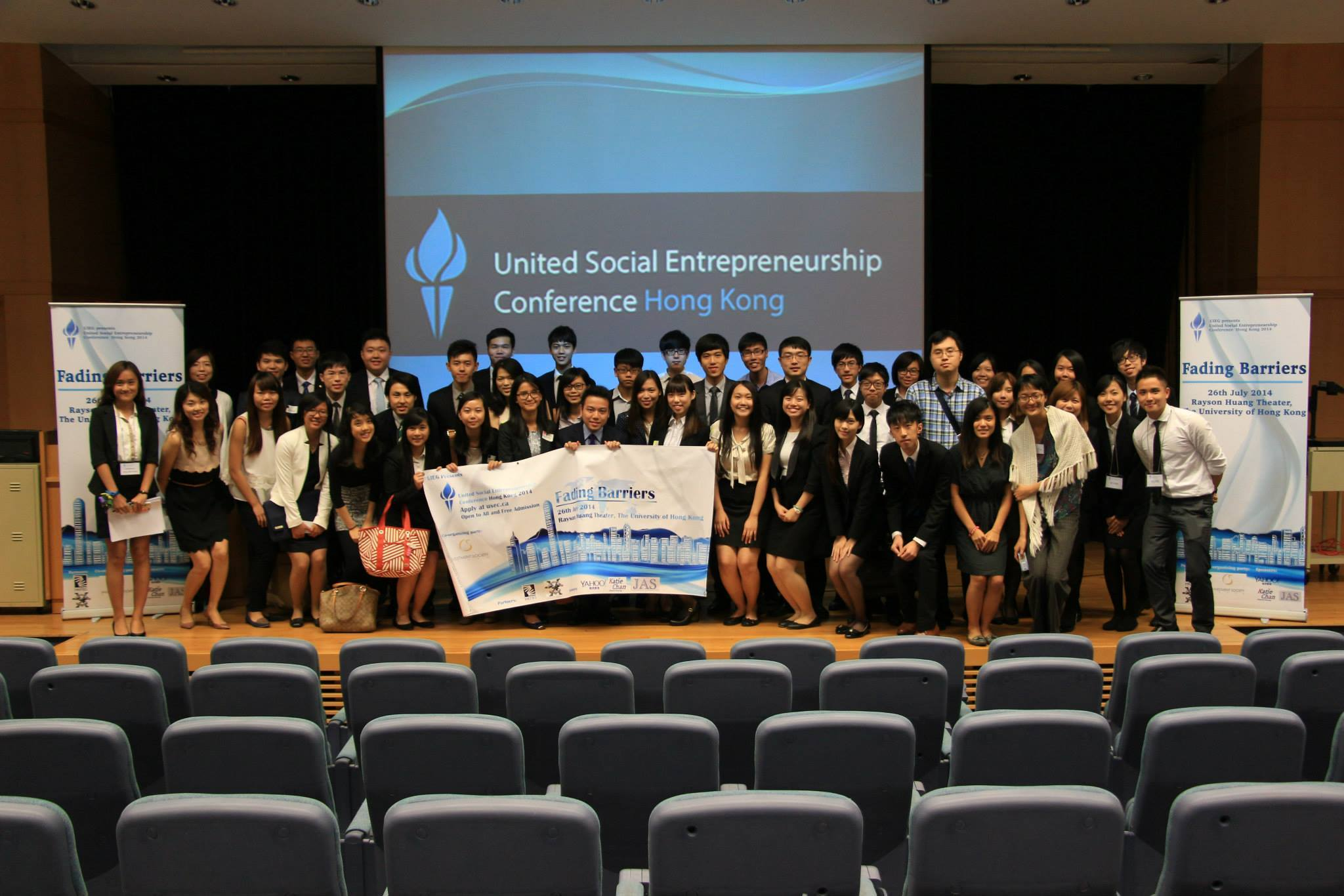 Apply to attend the United Social Entrepreneurship Conference – Hong Kong 2015