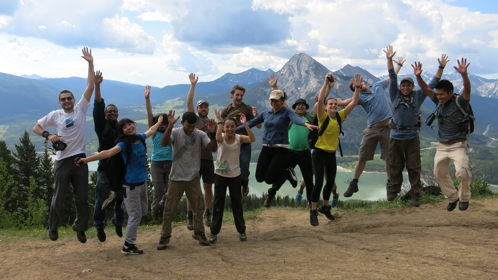 Conservation Leadership Programme Team Awards 2015