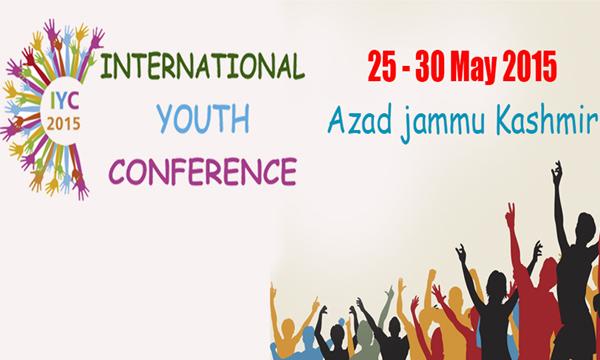International Youth Conference 2015 – Azad Kashmir, Pakistan