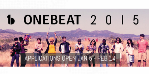 OneBeat International Music Exchange Program 2015 – USA (fully-funded)