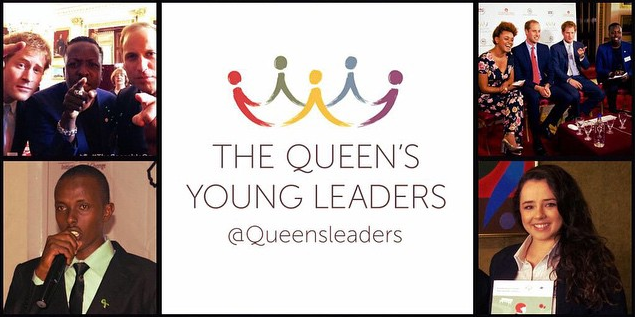 Meet the 60 Winners of the 2015 Queen's Young Leaders Award!