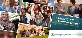 Apply to attend the UNAOC – EF Summer School 2015 – New York, USA (fully-funded)