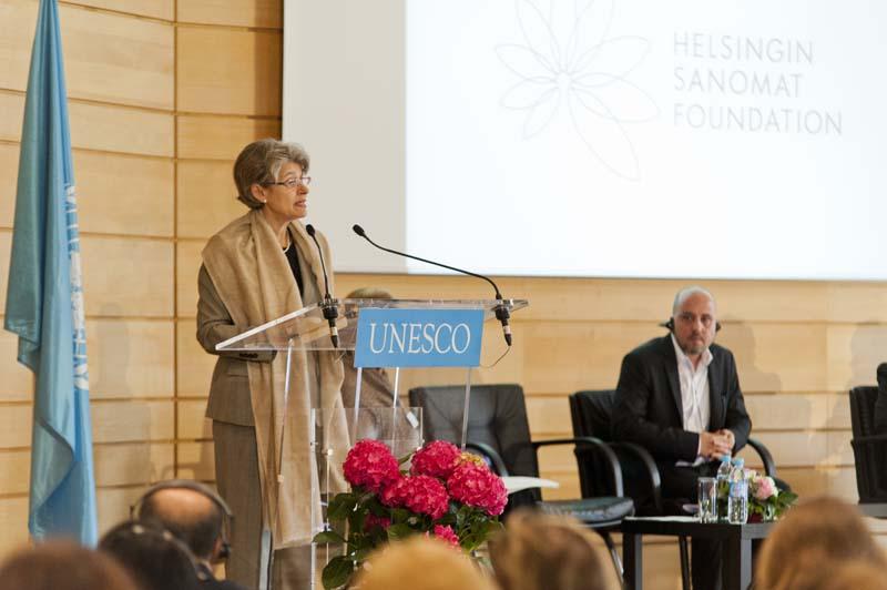 UNESCO / Guillermo Cano World Press Freedom Prize 2015