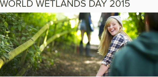 World Wetland Day Youth Photo Contest 2015 – Win a free Flight to a Wetland Location