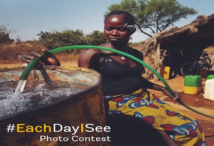 World Bank's #EachDayISee Photo Contest on Instagram