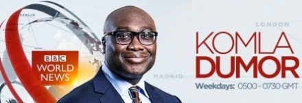 BBC World News Komla Dumor Award for African Journalists (Fully-Funded)