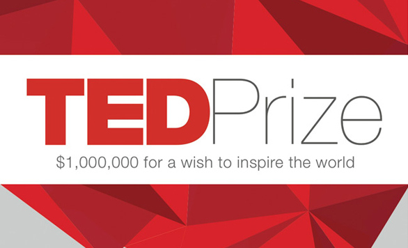 TED Prize 2016 – Win $1 million USD for your Idea