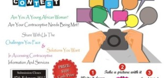 2015 Photo Contest For Young African Women