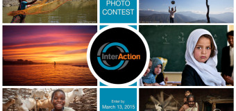 InterAction Photo Contest – Win cash and a trip to InterAction's 2015 Forum in USA