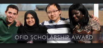 OFID Master's Scholarship Award for International Students 2015/16 – Up to $50,000