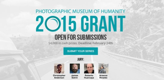 Enter the Photographic Museum of Humanity Contest