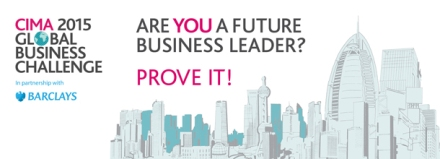 CIMA 2015 Global Business Challenge For Undergraduates