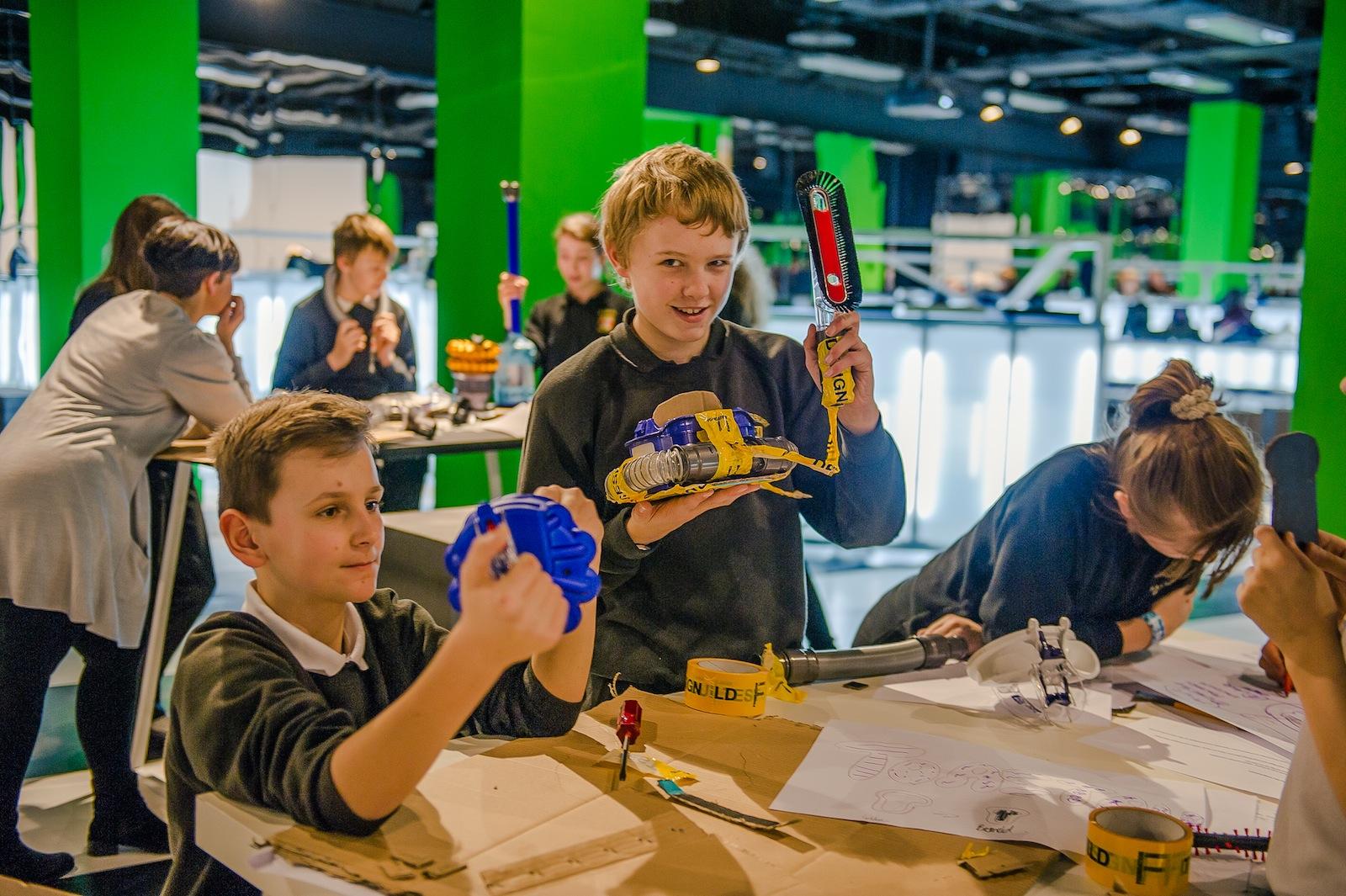 Enter The James Dyson Design Contest – Build Something That Solves A Problem