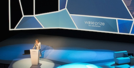 2015 WISE Prize For Education- $500,000 Award