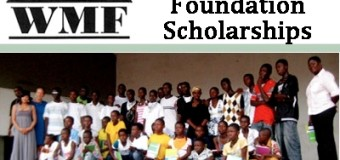 Wells Mountain Foundation Scholarship for Developing Countries