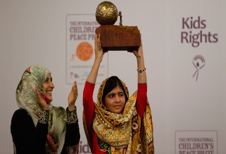 Call For Nominations- 2015 International Children's Peace Prize