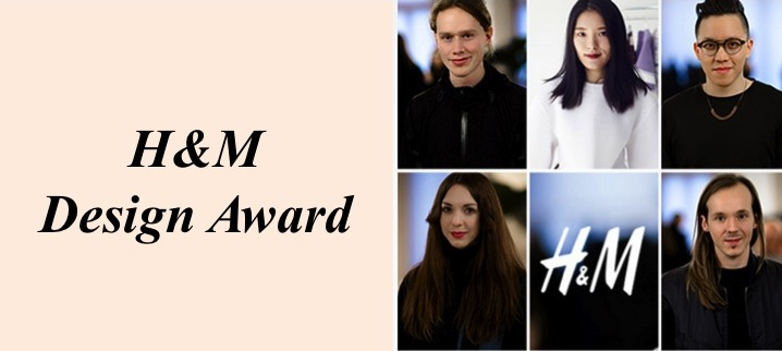 2016 H&M Design Award Competition for Students – €50,000 Prize